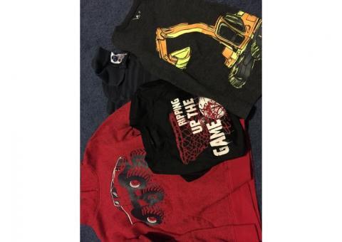Shirts/ sweatshirts