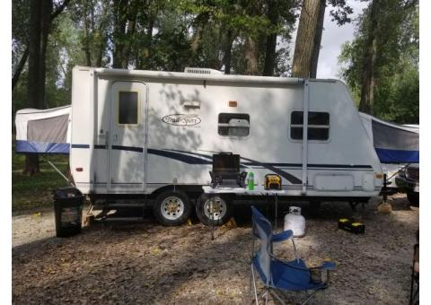 R-Vision Trail Sport Travel Trailer
